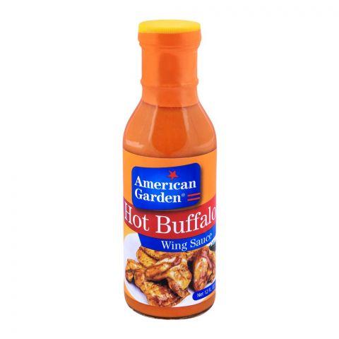 American Garden Hot Buffalo Wing Sauce 355ml