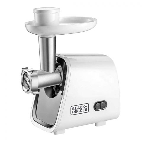 Black & Decker Meat Mincer/Grinder, 1500 Watts, FM1500