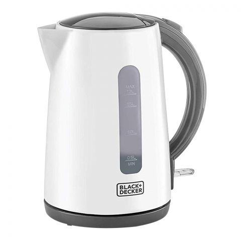 Black & Decker Electric Kettle, 1.7 Liter, JC70