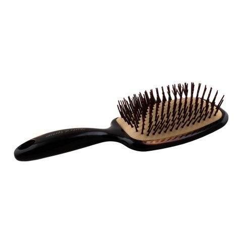 Hair Brush, Black, Rectangle, 6942TT