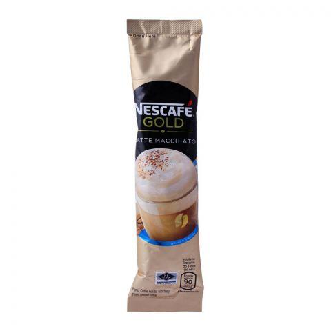 Nescafe Gold Latte Macchiato Coffee, 20g, Single Serve