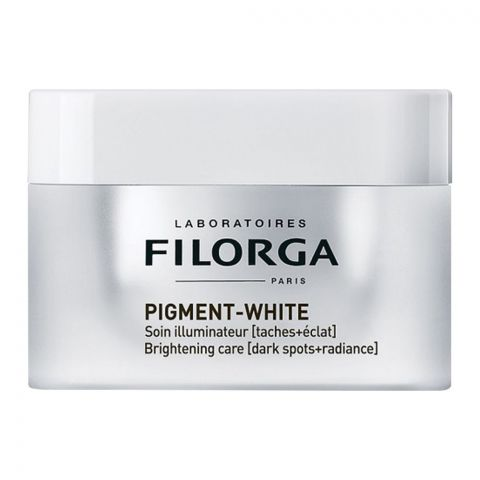 Filorga Pigent-White, Brightening Care Cream, Dark Spots + Radiance, 50ml