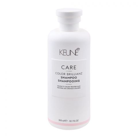 Keune Care Color Brillianz Shampoo, For Color Treated Hair, 300ml
