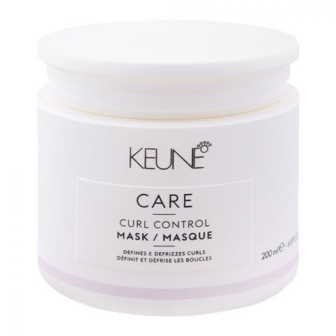 Keune Care Curl Control Hair Mask, 200ml