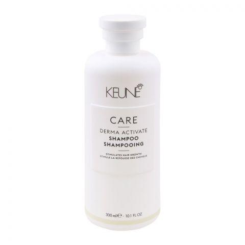 Keune Care Derma Activate Shampoo, 300ml