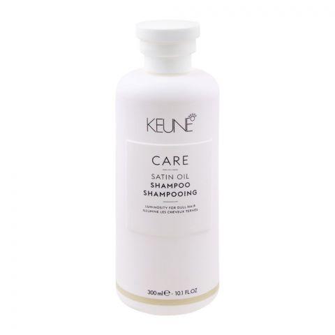 Keune Care Satin Oil Shampoo, 300ml