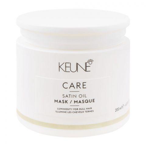 Keune Care Satin Oil Hair Mask, 200ml