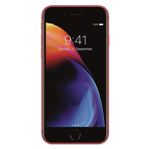 Apple iPhone 8, 64GB, Red