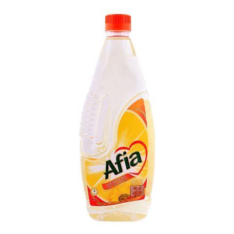 Afia Sun Flower Oil 0.75 Litres