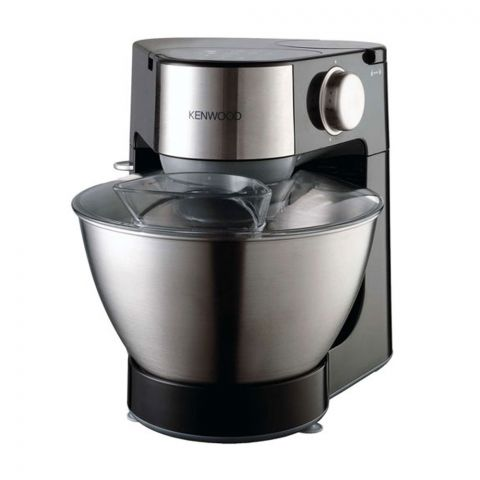 Kenwood Prospero Kitchen Machine, Food Processor, 900W, 4.3 Litre, Black, KM288