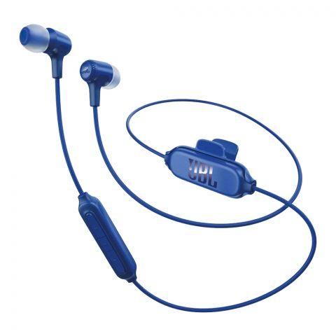 JBL Wireless In-Ear Headphones Blue - E-25BT
