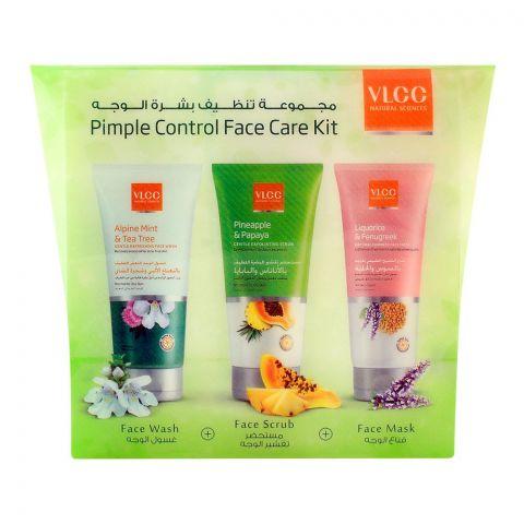 VLCC Natural Sciences Pimple Control Face Care Kit
