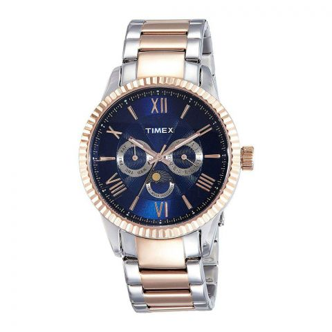 Timex Analog Blue Dial Men's Watch - TWEG15110