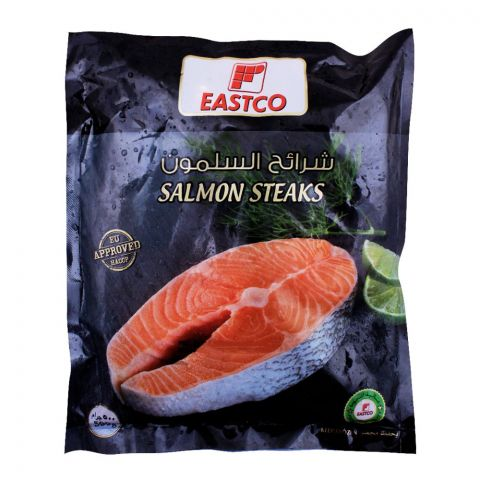 Eastco Salmon Steaks, 500g