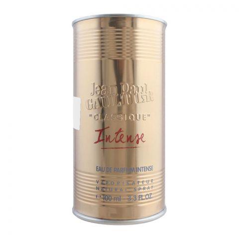 Jean Paul Gaultier Classique Intense Eau De Parfum, Fragrance For Women, 100ml