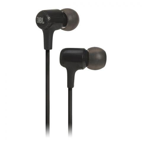 JBL In-Ear Headphones Black - E-15