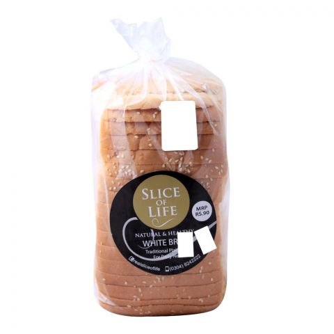 Slice Of Life White Bread