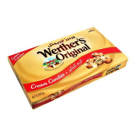 Storck Werther's Original Cream Candies, 150g