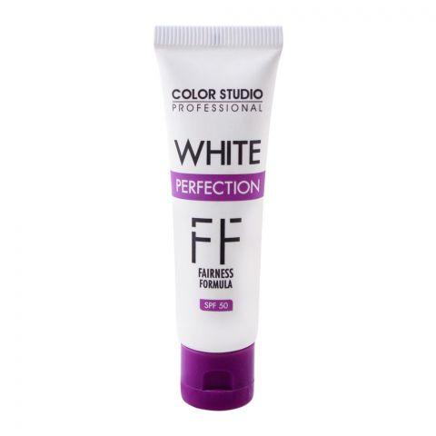 Color Studio White Perfection FF Fairness Formula Cream, SPF 50, 30ml
