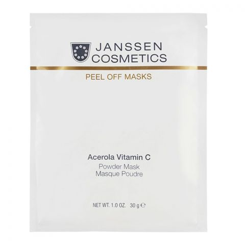 Janssen Cosmetics Peel Off Acerola Vitamin C Mask 30g