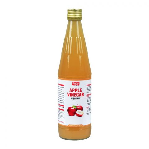 Kashan Foods Organic Apple Vinegar, 700ml