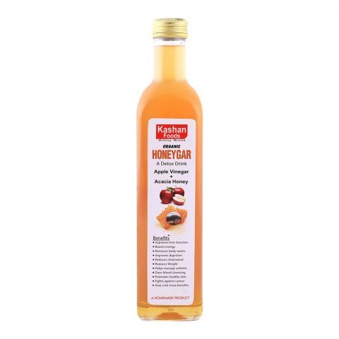 Kashan Foods Organic Honey Gar Drink 500ml