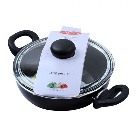 Ballarini Non-Stick Karahi Pan, 20cm, 8 Inches