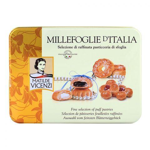 Matilde Millefoglie D'Italia Selection Tin 330gm
