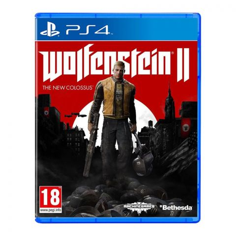 Wolfenstein II - PlayStation 4 (PS4)