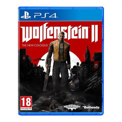 Wolfenstein II - PlayStation 4 (PS4)