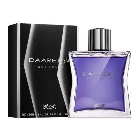 Rasasi Daarej Pour Homme Eau De Parfum, Fragrance For Men, 100ml