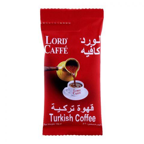 Lord Caffe Turkish Coffee 10g Sachet