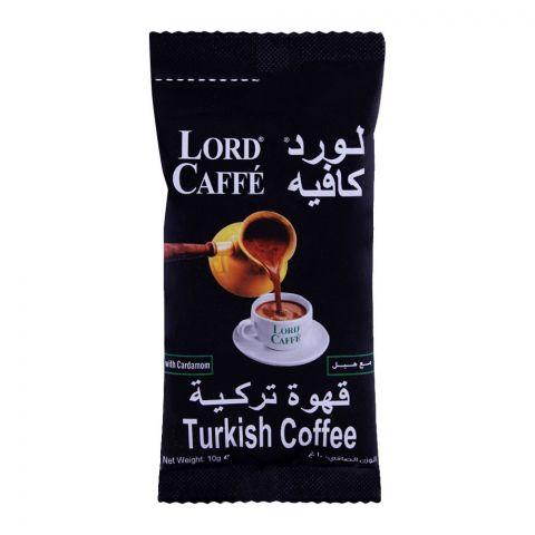 Lord Caffe Turkish With Cardamom Coffee 10g Sachet