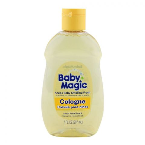 Baby Magic Fresh Floral Cologne 207ml