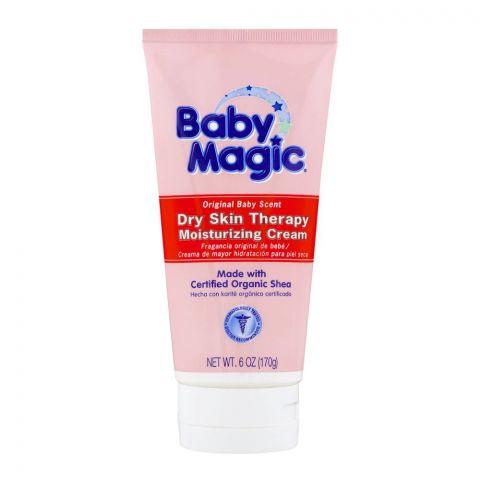 Baby Magic Dry Skin Therapy Moisturizing Cream 170gm