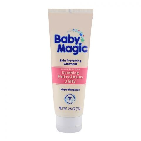 Baby Magic Soothing Petroleum Jelly Ointment 71gm