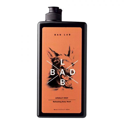 Bad Lab Legally High Refreshing Body Wash, 400ml