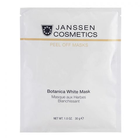 Janssen Cosmetics Peel Off Botanica White Mask 30g