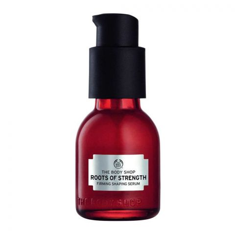 The Body Shop Roots Of Strength Firming Shaping Serum, 30ml