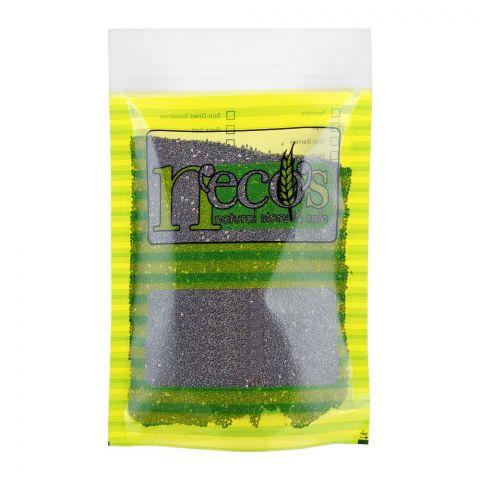 Necos Chia Seed, Black, 200g