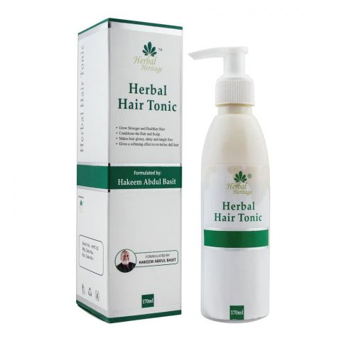 Herbal Heritage Hair Tonic, 170ml