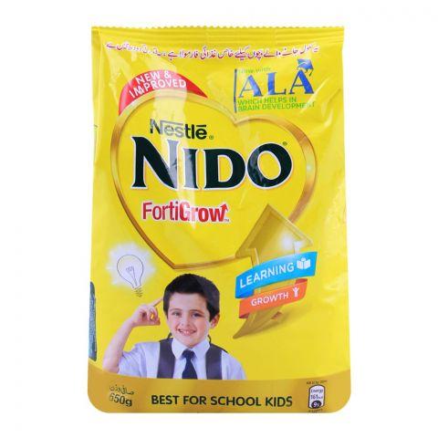 Nestle Nido Fortigrow 650g Pouch