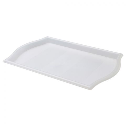IKEA Smula Tray Transparent, 20x14 Inches, 40041131
