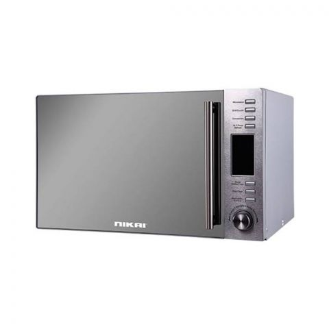 Nikai Microwave Oven, 30 Liter, 900W, NMO300MDG