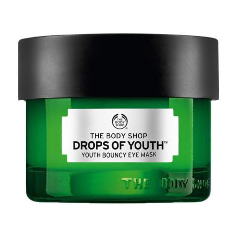 The Body Shop Drops Of Youth, Youth Bouncy Eye Mask, 20g