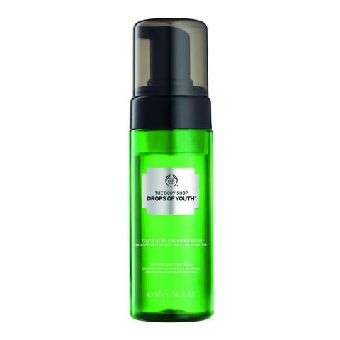 The Body Shop Drops Of Youth, Youth Gentle Foaming Wash, 150ml