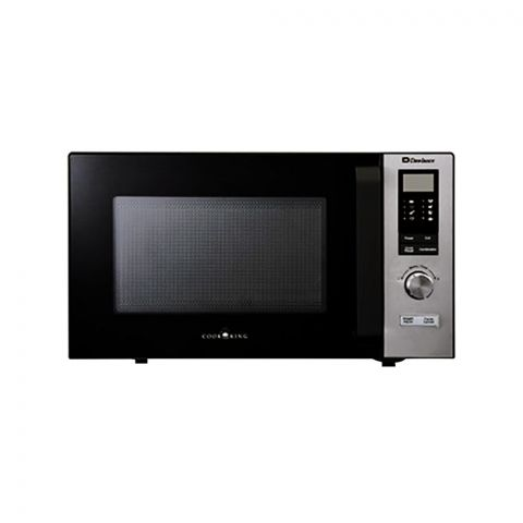 Dawlance Microwave Oven, Grilling Series, 25 Liters, Black, DW-255G