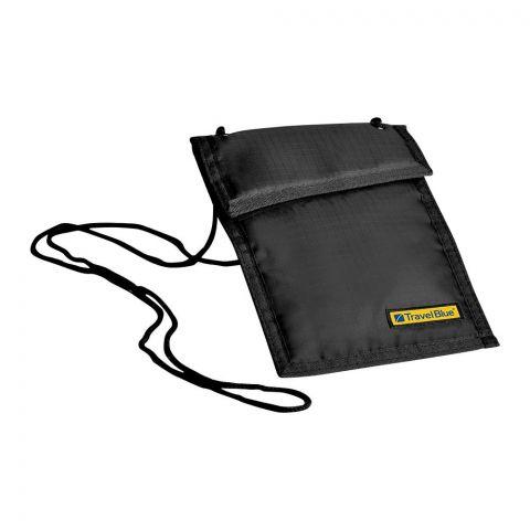 Travel Blue RFID Neck Wallet, 125