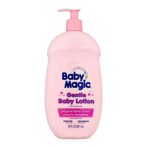 Baby Magic Original Gentle Baby Lotion 887ml