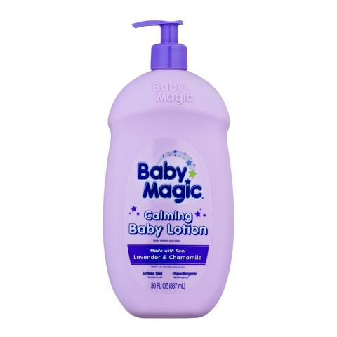 Baby Magic Lavender & Chamomile Calming Baby Lotion 887ml